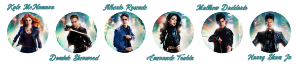 » Fiche Episode : SHADOWHUNTERS » Emotions are nothing but a distraction. You're ruled by them. - Alec __________________________________________Création - Décoration