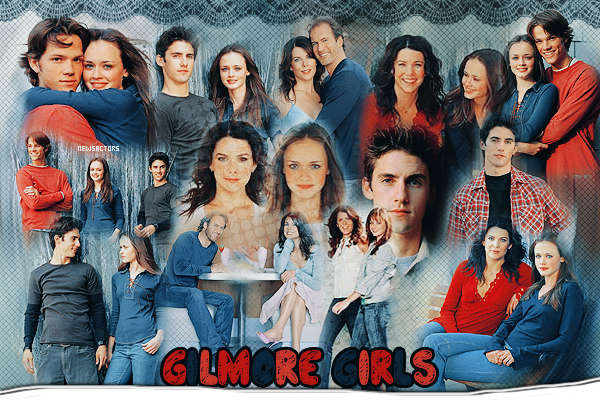 » Fiche Episode : GILMORE GIRLS » I'm gonna have pancakes with a side of pancakes. - Lorelai _____________________________________________________Création - Décoration