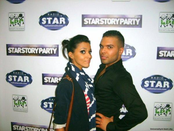 D'autres photos de la Star Story Party ! <3 @ Dôme de Marseille le 25 mars dernier