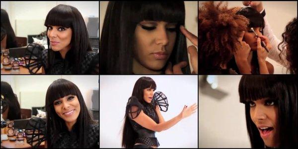 D'autres images exclusives du clip ♥ En Apesanteur... qui m'a l'air sublime(Tenues, make-up, figurants... #LoveIt)