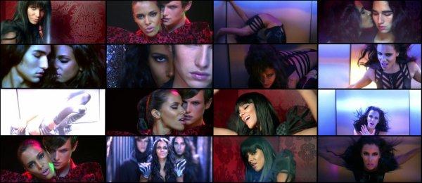 Les captures HD du tout nouveau clip de Shy'm«En Apesanteur» ♥