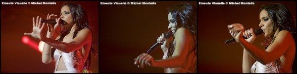 -- Tournée • Shy'm au Zénith de Paris • 20.12.2011 --