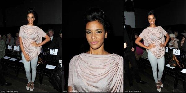 |||~ * ~ Shy'm a assisté au défilé de Franck Sorbier aujourd'hui ! Elle était resplendissante ♥ Voici quelques photos~ * ~ |||