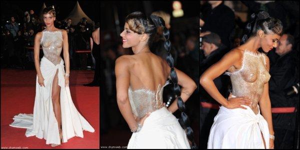 NMA • SHY'M, ARTISTE FÉMININE FRANCOPHONE DE L'ANNÉE ! ! ! !