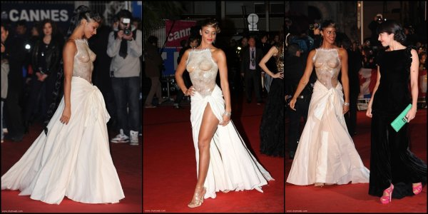 NMA • SHY'M SUR LE RED CARPET DES NRJ MUSIC AWARDS 2012 ♥