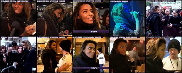 ||| • x Reportage Nrj 12 x Les coulisses des Nrj Music Awards 2012 x Le Replay•|||