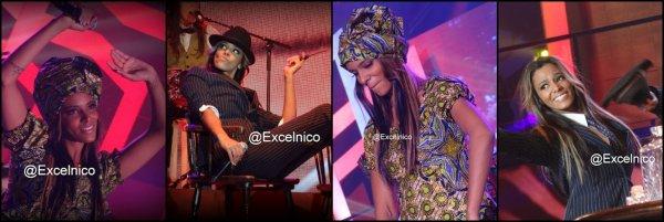 --- x Shy'm aux Enfoirés 2012 • Merci @ExcelNico et @Sandra > ;p sont top tes photos! x ---