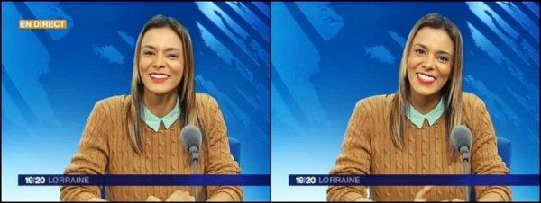 | x Hier soir, Shy'm était l'invitée du JT régional France 3 - Lorraine x Cliquez sur l'image ci-dessous pour voir la vidéo (16:33)  |