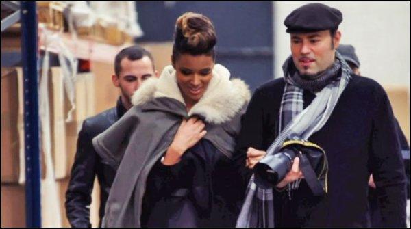 [ ||| • Shy'm présente l'émission «Collections printemps-été 2012», le 07 mars prochain sur France 3 Paris Île-de-France • |||]