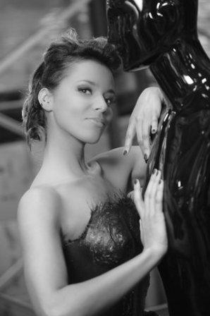 ||Photos • Shy'm sur le tournage de Collection Printemps/été 2012 ♥ Ce mercredi à 23h50 sur Fr3 Paris Ile de France||