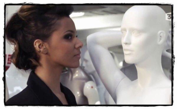 ||| Shy'm, présentatrice des «Collections Printemps/Été 2012» • Emission diffusée hier soir sur France 3 ! Replay |||