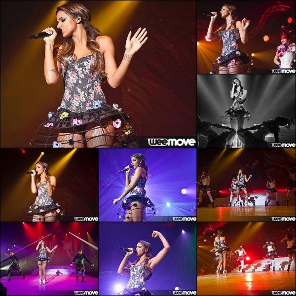 ||| #ShimiTour • Galaxie d'Amnéville | Douzième date de la tournée • Les photos Weemove|||