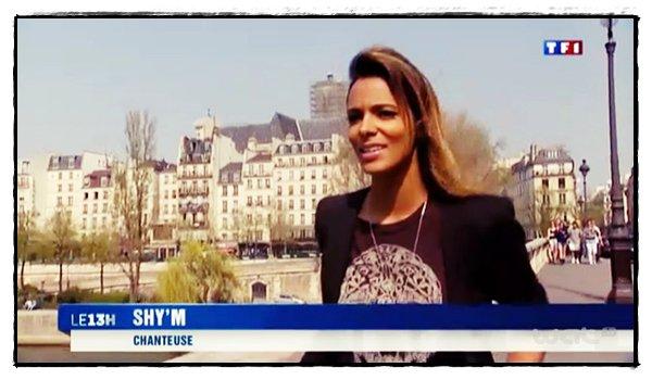 [ Le ShimiTour était dans le JT de 13h sur TF1 aujourd'hui !  ]
