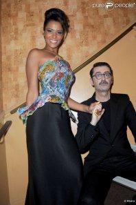 | Fashion Week • Shy'm au défilé de Franck Sorbier le 04.07.12 au Théâtre Antoine • Partie 3 |