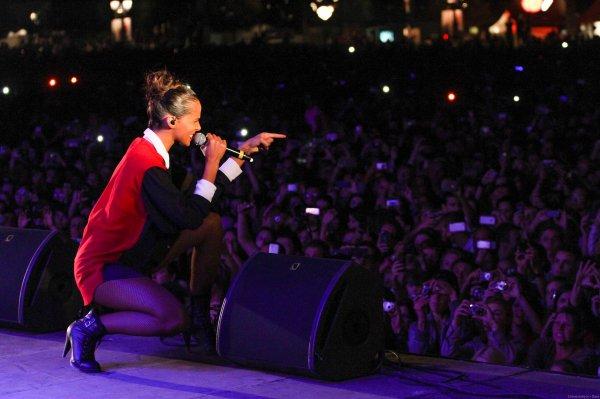 ||| Photos • Shy'm au Nrj Music Tour à Bordeaux - Dimanche 1er juillet• Partie 2|||