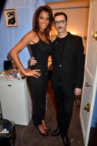 | Fashion Week • Shy'm au défilé de Franck Sorbier le 04.07.12 au Théâtre Antoine • Partie 4 |