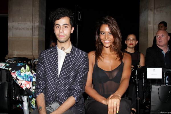 | Fashion Week • Shy'm au défilé de Didit Hediprasetyo le 04.07.12 • Partie 2|