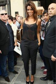 | Fashion Week • Shy'm au défilé de Jean Paul Gaultier le 04.07.12 • Partie 3  |