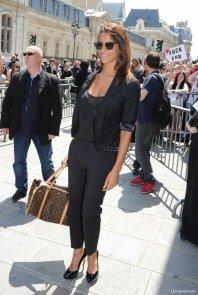 | Fashion Week • Shy'm au défilé de Jean Paul Gaultier le 04.07.12 • Partie 4  |