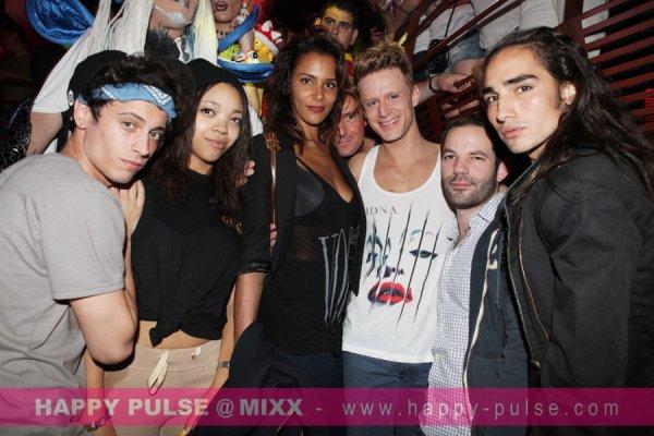 [ Shy'm était au concert de Madonna samedi soir au Stade de France • PhotoCall + photos de l'Happy Pulse / Madonna ]
