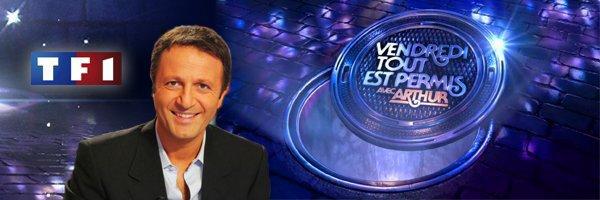 [ Vendredi tout est permis • Diffusion le 5 octobre sur TF1  ]