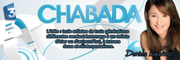 Diffusion de Chabada spécial Michel Sardou avec Shy'm (entre autres) le 28 octobre à partir de 17h00 sur France 3