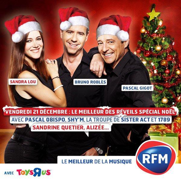 [ Shy'm sera en direct sur RFM le 21 décembre pour une émission spéciale Noël en direct et en public ]