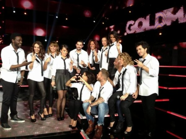 "[ ""Ce soir on chante Goldman"" sera diffusée le samedi 19 janvier sur TF1 ]"