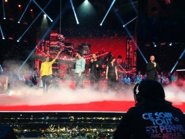 """[ Diffusion de """"En musique tout est permis"""" le vendredi 25 janvier à 22h40 sur TF1 ]"""