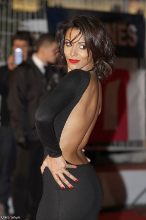 [ Nrj Music Awards 2013 • Plein de nouvelles photos de Shy'm sur le red carpet ♥ ]