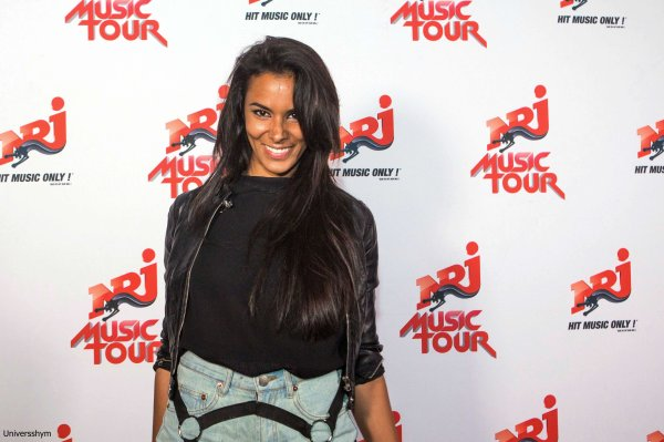 [ Shy'm • Nrj Music Tour de Lyon • Photos HQ • Photocall ]