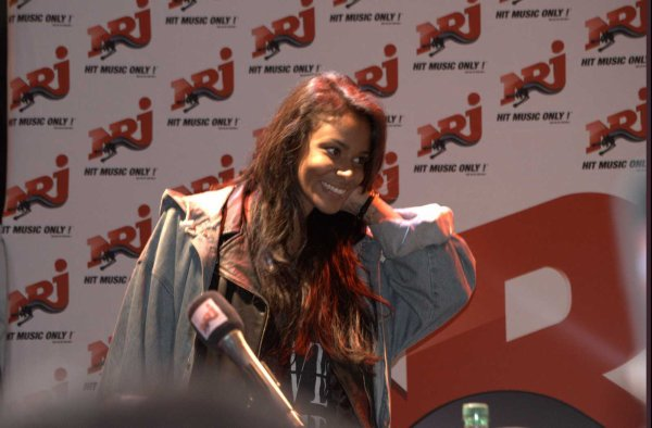 [ Shy'm • Nrj Music Tour à Lyon • Photos du Ninkasi by David ]