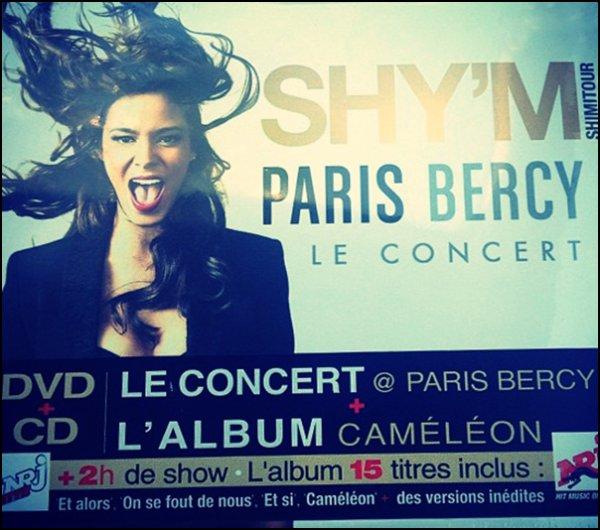 [ JOUR J • SORTIE DANS LES BACS DE CAMELEON + LIVE A PARIS BERCY ]