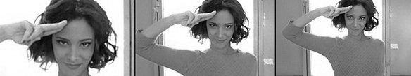 [ Shy'm va devenir la marraine du 1er Régiment d'Artillerie (RA) de Bourogne ce mercredi 26 juin 2013 à Belfort ]
