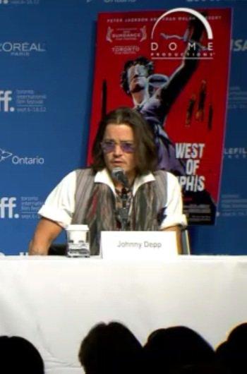 Photos Conférence Toronto Film Festival