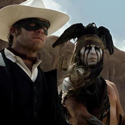 The Lone Ranger news