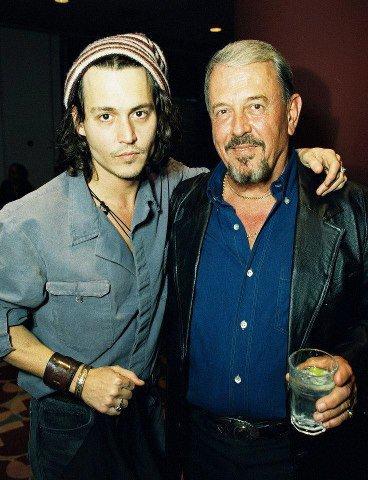Johnny et son père