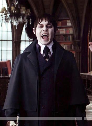 Barnabas Teeth