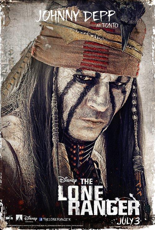 Nouvelle affiche pour The Lone Ranger