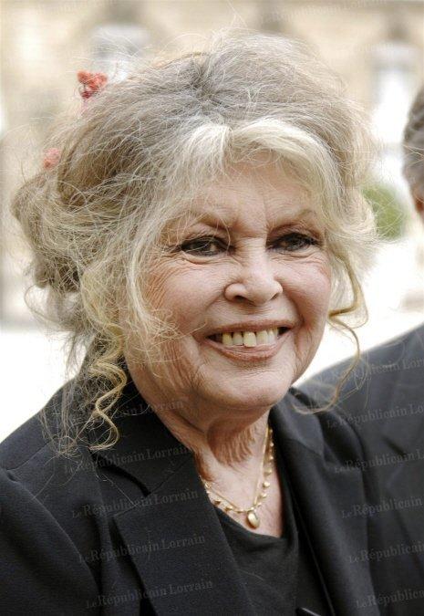Bon anniversaire Brigitte !