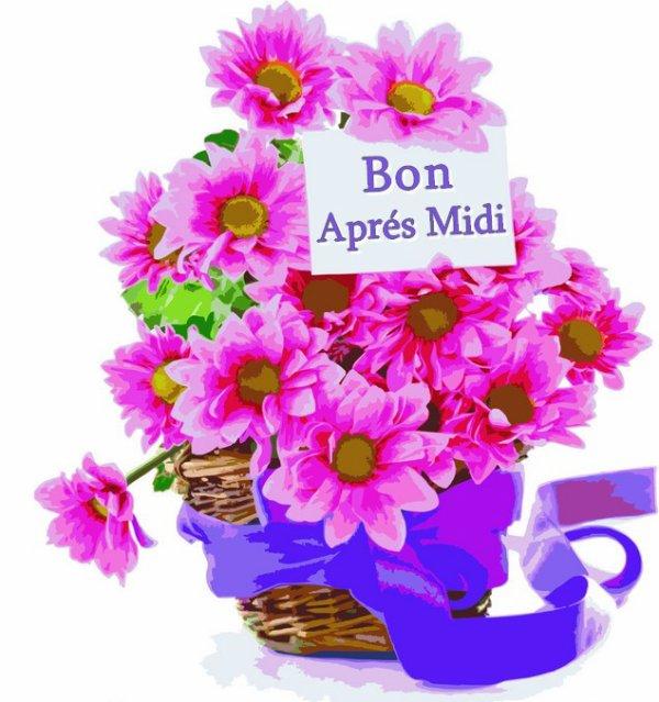 Bonne Après Midi A Vous Toutes Et Tous Mes Amies Et Amis