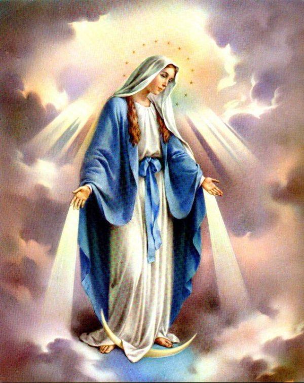 moi de mai , le mois de Marie  le mois le plus beau