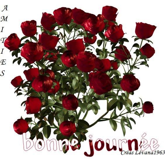 bonne journée a vous toutes et tous mes amies et amis bisous