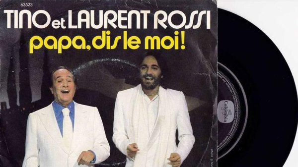 Décès du chanteur Laurent Rossi, fils de Tino Rossi