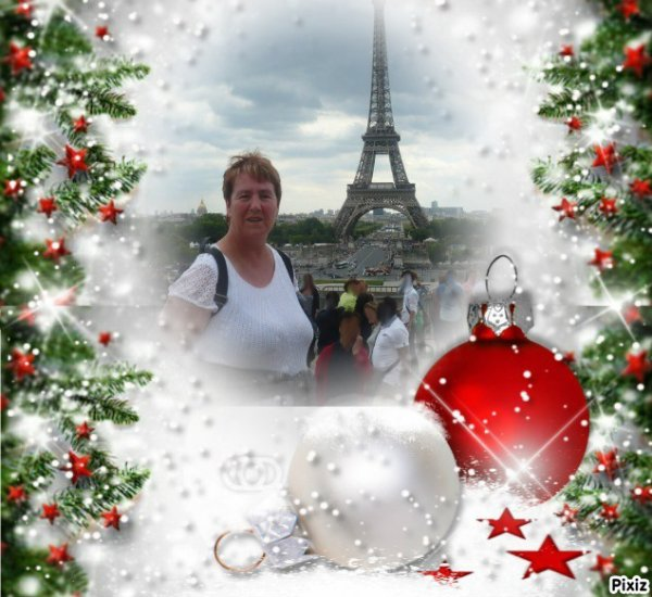 cadeau pour mon amie Christiane