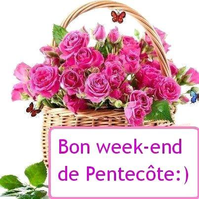 Bonne Fête de Pentecôte, Que le Seigneur se ravisse en nous et nous en Lui !
