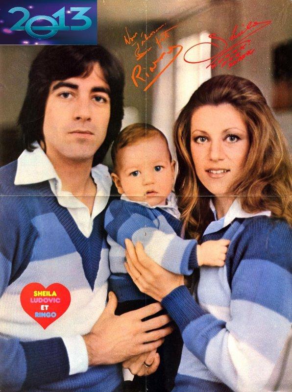 Le fils de Sheila et Ringo, Ludovic Bayle Chancel, est mort dans la nuit du 7 au 8 juillet, a annoncé le manager de la chanteuse dans un communiqué. Il avait 42 ans.
