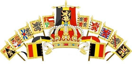 fête nationale Belge 21 juillet  2017