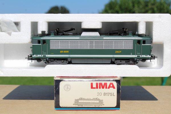 LIMA 208175 L SNCF LOCOMOTIVE ÉLECTRIQUE BB8595 HO