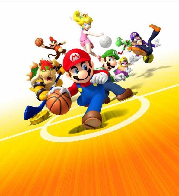 Astuces Mario Sport Mix: